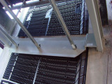 EAC Cooling tower fills prodction line