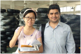 Mr. Shafeeq Ahmaf from India-Customers′ Voice
