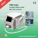 Portable 808nm diode laser permanent hair removal machine Y8B