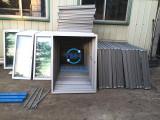 Aluminium silding window