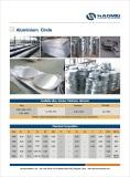 Aluminium circle 1050 1060 3003