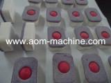 Bi-layer/tri-layer dishwasher detergent tablets