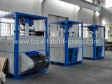large rotary powder compaction machine