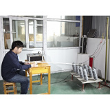 Routine test for surge arrester