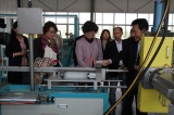 Qingdao Science and Technology Bureau visited Qingdao Xindacheng