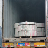 Steel Coil Exported