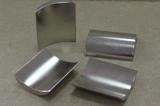 Permanent Motor Magnet Neodymium Iron Boron Arc segment
