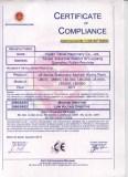 European CE Certificate