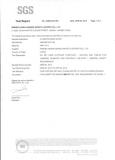 Mw11013 SGS Testing Report