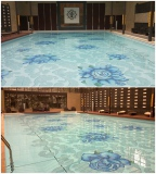 Chengdu City Sichuan Province Lifu Swimming pool