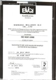 BEREAU VERITAS ISO9001:2008