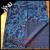 Double Side Wool Printed Scarf Men