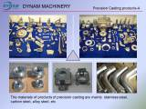 Precision casting products -A