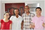 Mr. Ephantus Ndiritu from Kenya-Customers′ Voice
