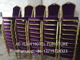 Steel Hotel Restaurant Banquet Dining Chairs