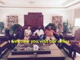 Mali customer visiting