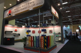 the exhibition of international advertisement and technology equipment in the Middle East, Dubai
