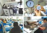 Workshop for pressure gauge