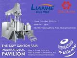 The 122nd Canton Fair International Pavilion