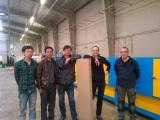 Shenxi Honeycomb Project in Belgium