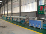 A new extrusion line was sold (PPR pipe line)