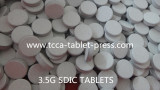 HIGH QUALITY CHEMICAL SDIC TABLET 3.5G