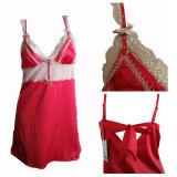 2015 Hot Sale Sexy Night Sleepwear Dress for sexy ladies (HPB306