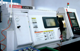 CNC lathe in DONGFANG workshop