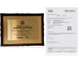 SGS Audited Supplier