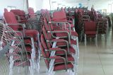 Xinyimei Furniture factory′s workshop, stacking church chair