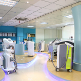 company new showroom