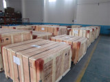 Worlds Plywood case packing