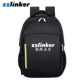Sports Bag with zzlinker logo
