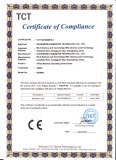 CE Certifications for X -Ray Inspection machine