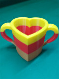 Colorful Love Cup
