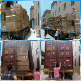 22 August,2015. Shipment for The Canadian Customers Goods