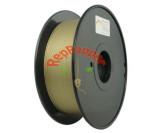 REPRAPPER Well Coiled bronze PLA filament