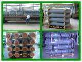 Gas Cylinder Shipment with Pallet