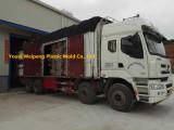 Plastic molds-Loading shipment (1)