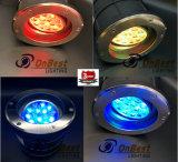 ONBEST LIGHTING 15W LED UNDERGROUND LIGHT ADJUSTABLE IN IP67