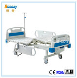 BS-827 Two function Electric & Manual Medical Bed