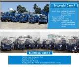 chengli exported special trucks success case 3