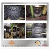 Motrocycle tire curing production