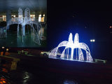 Commerical 3d Fountain Lights