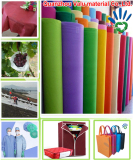 Application of our products nonwoven raw material