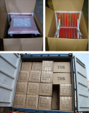 Packing of Barcelona Chair