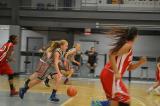 the girls were attending a basketball match