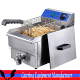 Deep Fryer, Double Tank