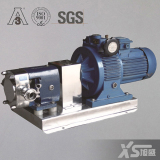 Sanitary Stainless Steel Lobe Rotary Pump