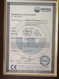 CE certificate of Solar Controller
